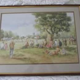 Framed Print by Douglas E West,